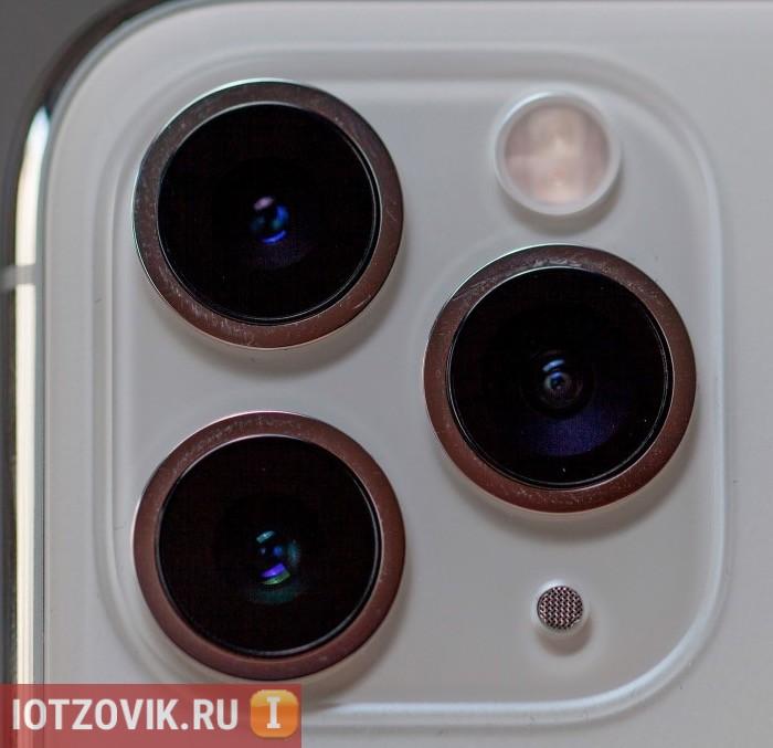 Какая камера в копии Iphone 11 PRO